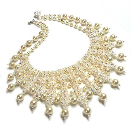 Diana's Wedding Necklace