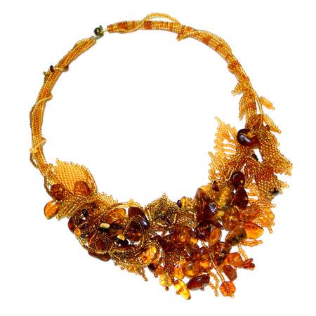 Autumn Miracle Necklace