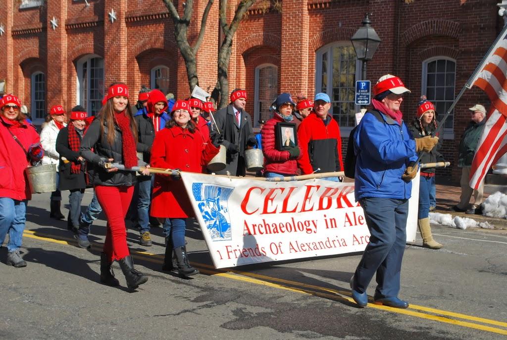 FOAA in GW Parade
