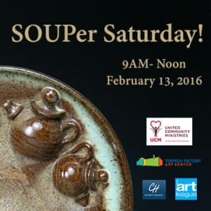 SOUPer Saturday