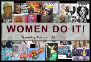 Women Do It Post Card