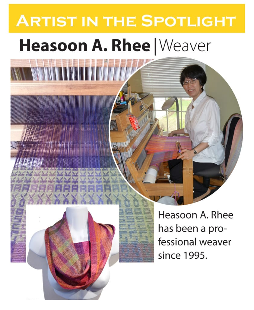 Spotlight- Heasoon A. Rhee news