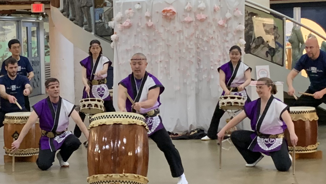 Nen Daiko Taiko Drum Performance